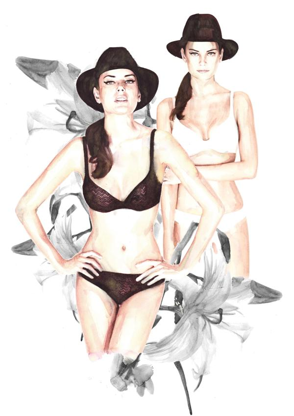 Fashion Illustration 2013 on