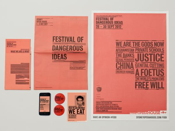 Festival of Dangerous Ideas 2011 & 2012 on