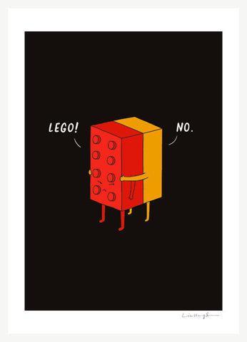 I\'ll Never Lego – ilovedoodle