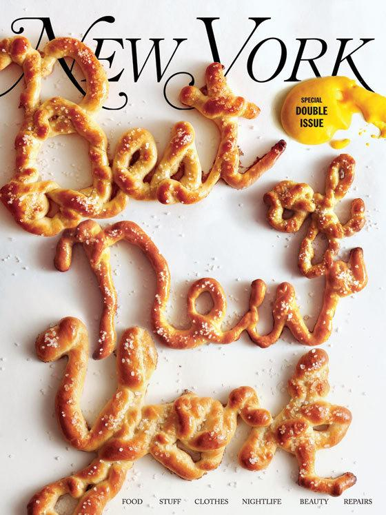 Food / A Look at the Best of the Best of New York Cover Competition — Designspiration