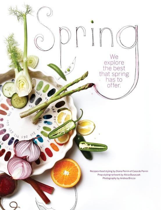 Food from sweet paul magazine beautiful layout for Articles cuisine