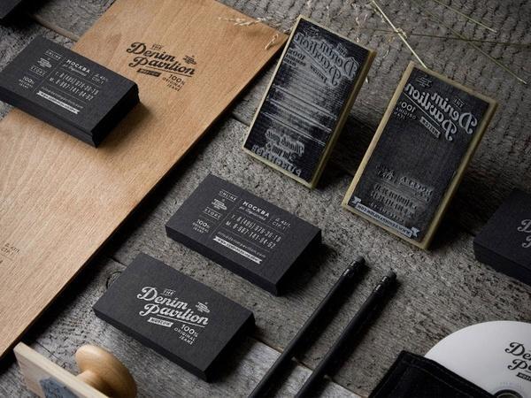 Graphic Design // Business Cards / Graphic design ...