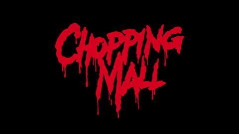 Horror Movies / Chopping Mall movie poster logo — Designspiration