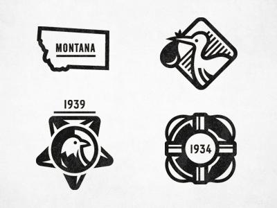 Icons / Dribbble_anc_badges — Designspiration