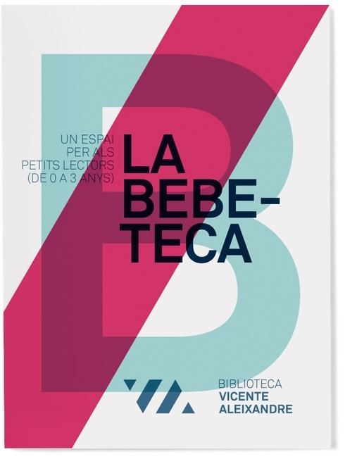 Imatge gràfica Biblioteca Vicente Aleixandre | Txell Gràcia | disseny — Designspiration