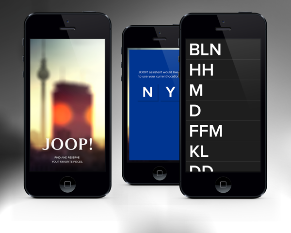 JOOP! Assistent - iPhone App on