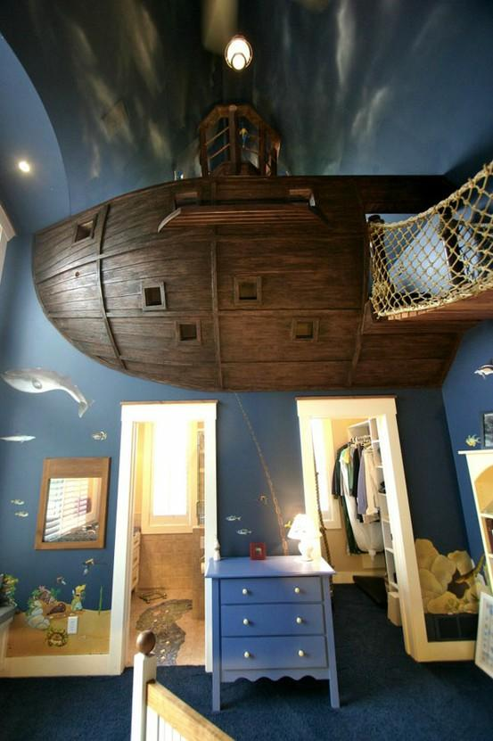 Kids Room / Boat