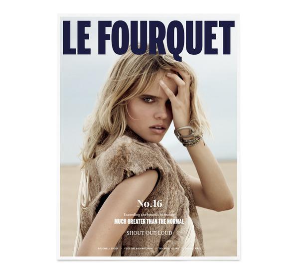 Le Fourquet Magazine No.16