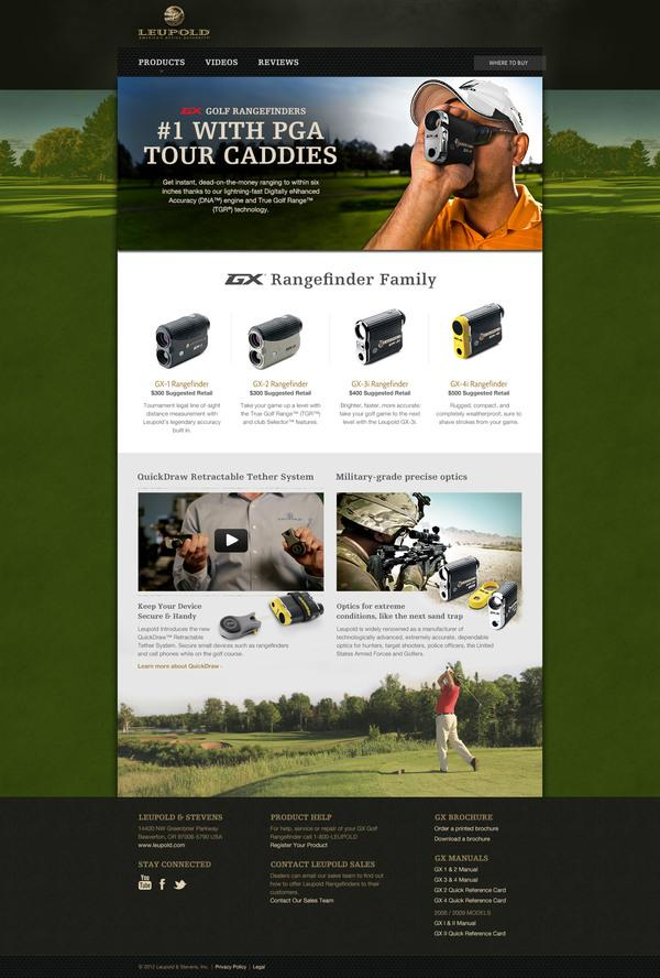 Leupold Golf on