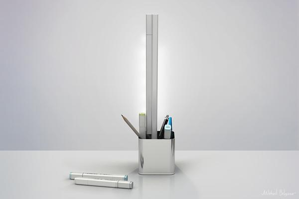 L+H Lamp Design on