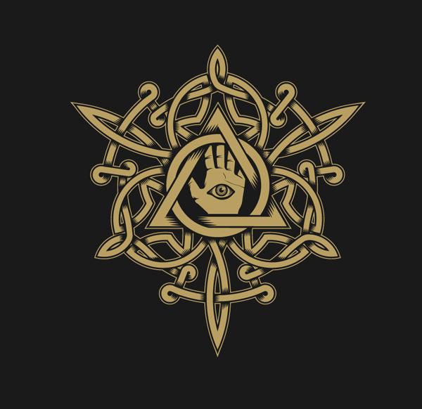 logo + stencil on