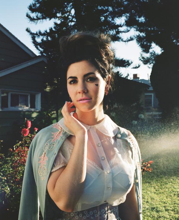 Marina and the Diamonds for FOAM Magazine!