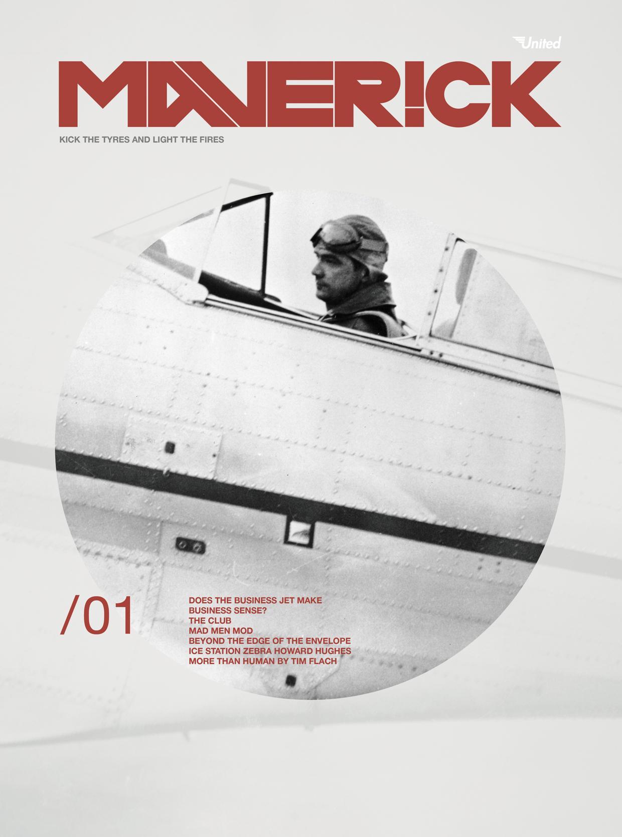 Maverick Magazine /01 on