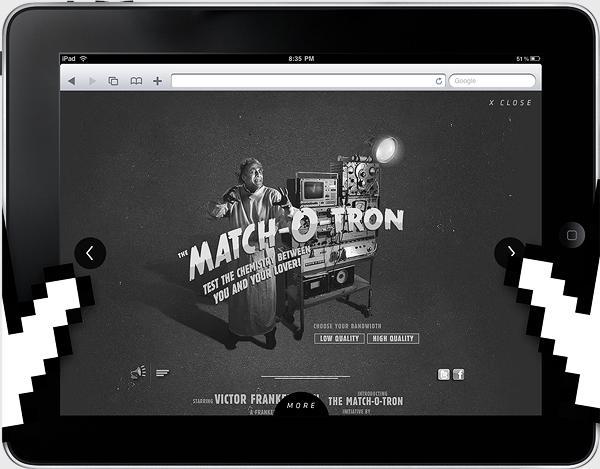 MediaMonks—iPad