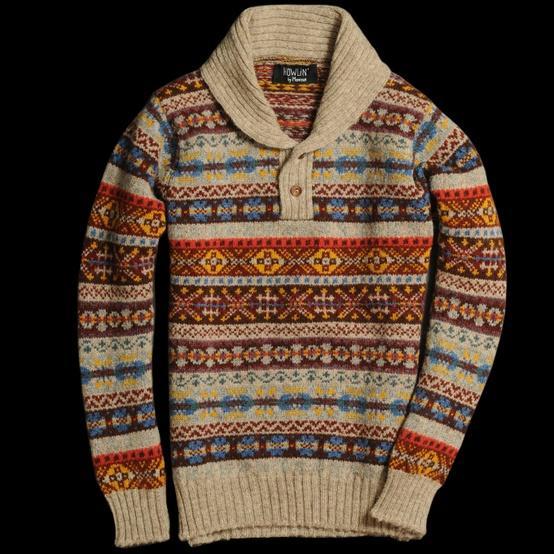 Menswear | tops / Howlin' by Morrison - HARRISON IN LIGHT BROWN ...