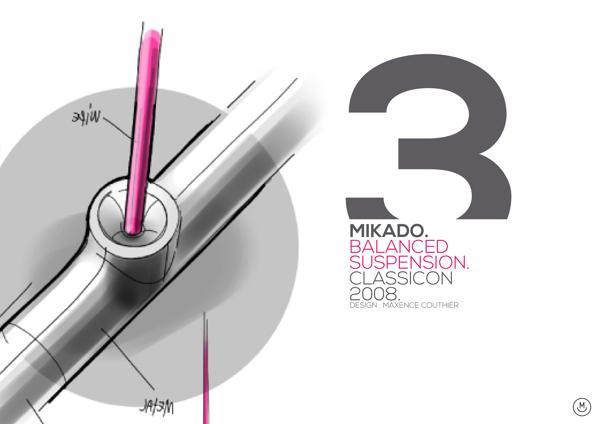 Mikado Suspension . Classicon on