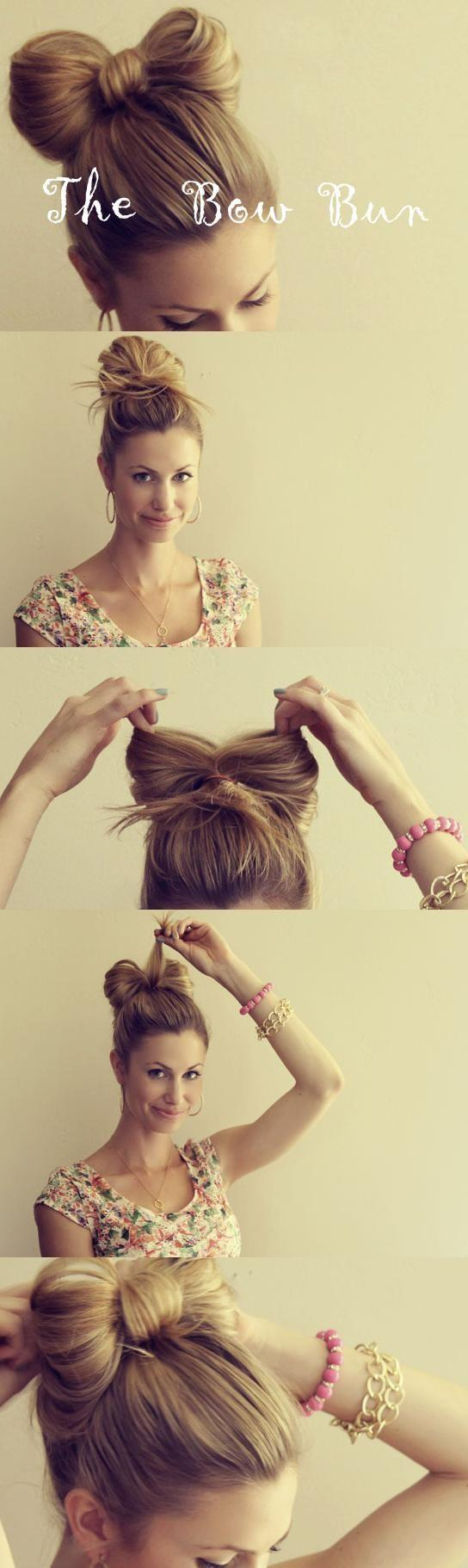 My Style / I could probably do this. Cute!