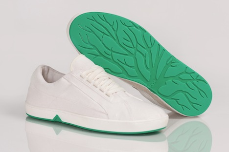 OAT Shoes, Biodegradable Sneakers that Sprout! - Core77 — Designspiration