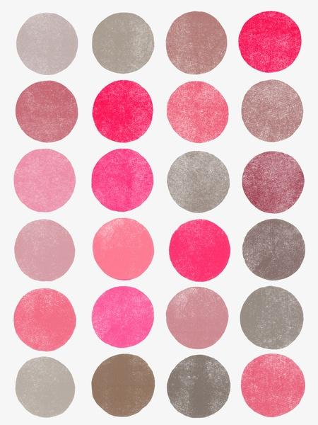 Patterns / Colorplay 4 - Art Print by Garima Dhawan/Society6