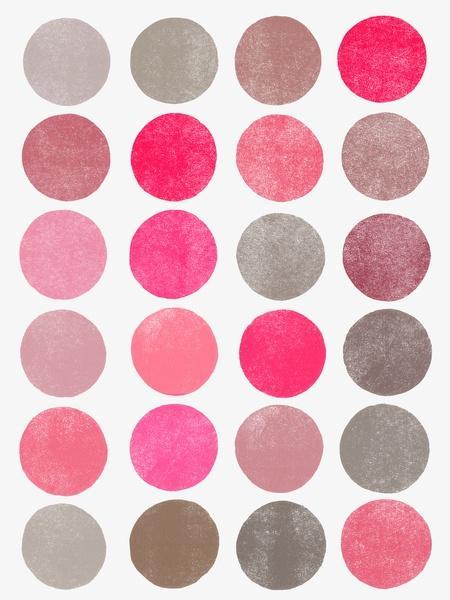 Patterns / Colorplay 4 - Art Print by Garima Dhawan/Society6