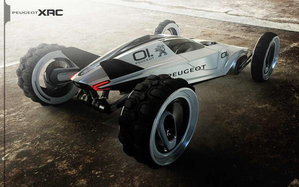 Peugeot XRC on