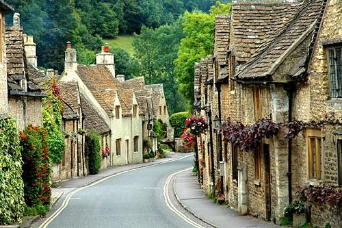 Places to go to or have been / Cotswolds, England