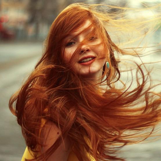 Portrets / That hair!