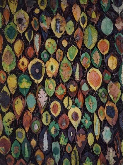 Pretty Things / leaves