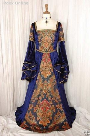 Renaissance 1400 1600 C E And Before Renaissance Dress 236550 On Wookmark