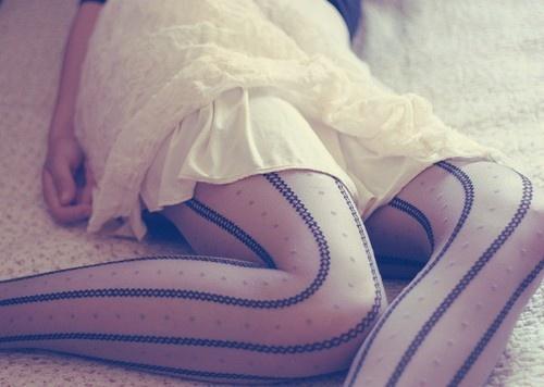 Secret wear. / #tights