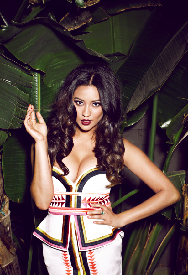 Shay Mitchell for Complex