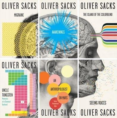 sobrecapas: Oliver Sacks — Designspiration