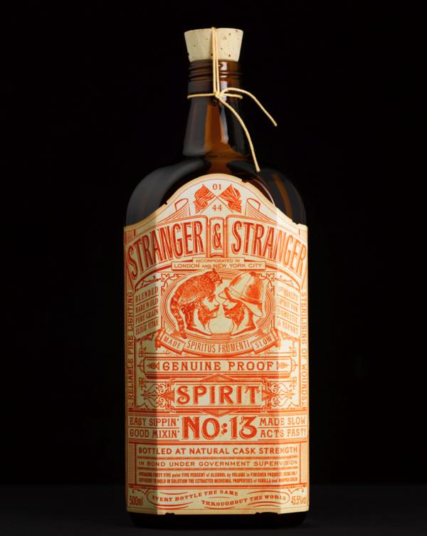 Stranger & Stranger Spirit No.13