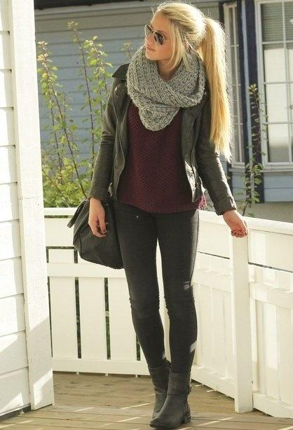 Style Inspiration / winter!