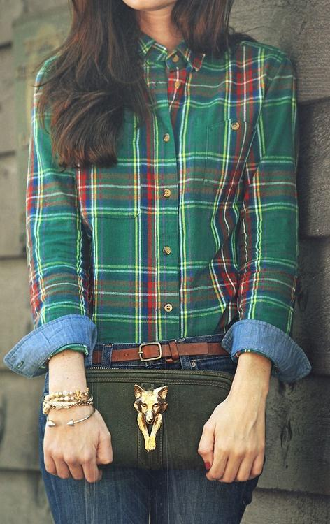 stylin' / Love this cozy fall look