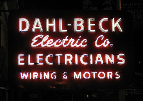 Type / Dahl-Beck, photo by Stephen Coles — Designspiration