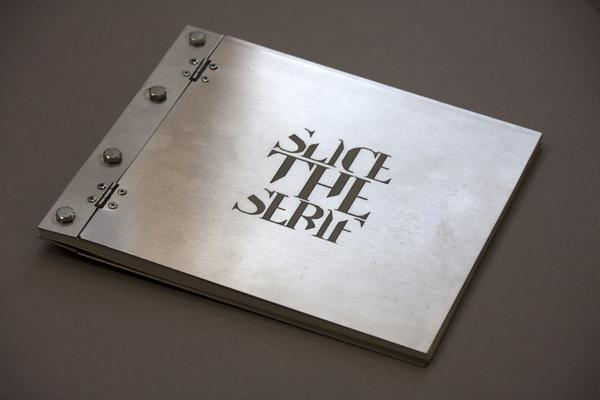 Type Specimen Book: Slice The Serif