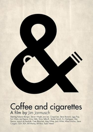 Coffee & Cigarettes poster