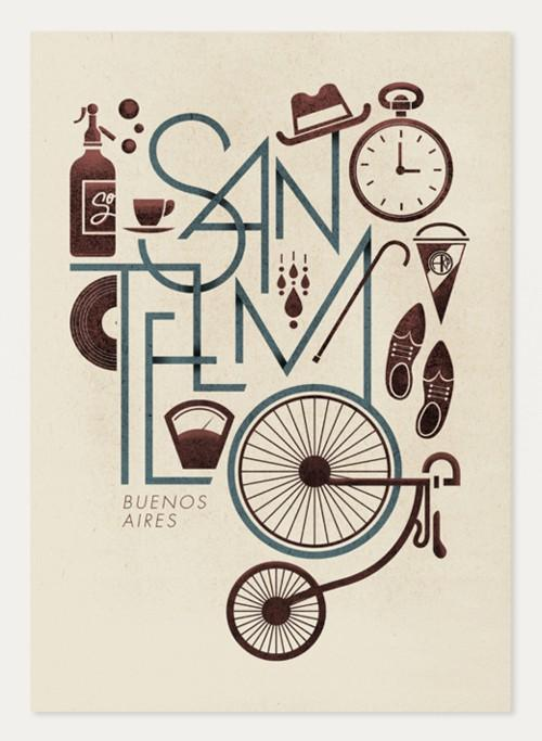 Typography / Jorge Lawerta - Beautiful Type