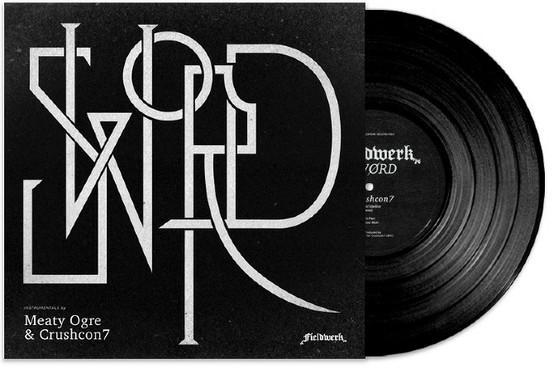Typography / Meaty Ogre & Crushcon7 - SWORD via ThePressure.org