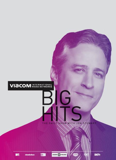 Viacom International campagne publicitaire 2011 sur le réseau