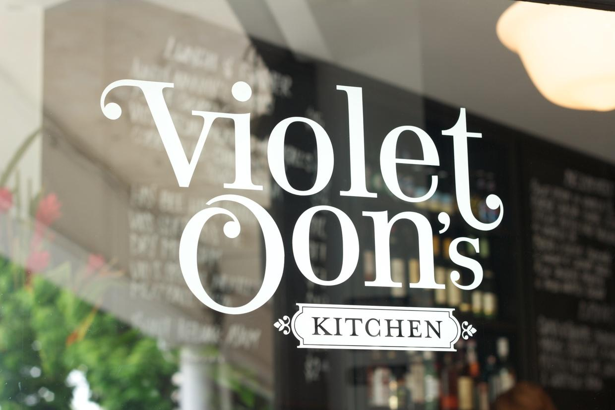 Violet Oon's Kitchen on