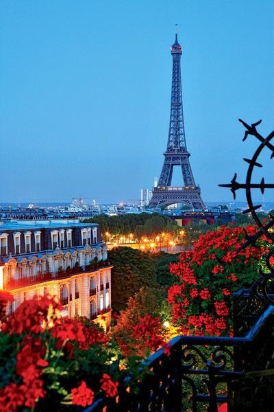 Wanderlust / Paris