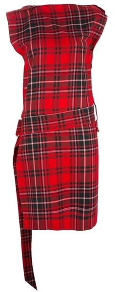 ? ~ Wanted Wearables ~? What a Girl Wants... ? What This Girl needs... ? My Wish list ? / Yohji Yamamoto Tartan Dress