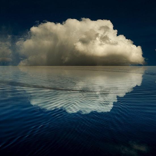 Water / A Cruiser by Olli Kekalainen