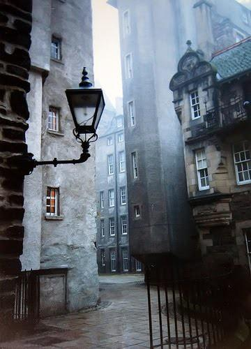 What a Wonderful World / Scotland . . . looks like the setting of a great novel