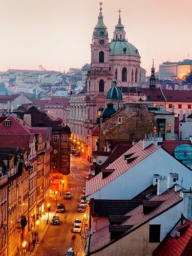 Where to go in June / Prague