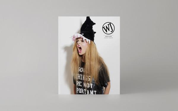 Who's Jack Magazine — Design & Art Direction on