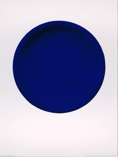 Yves Klein.   Need