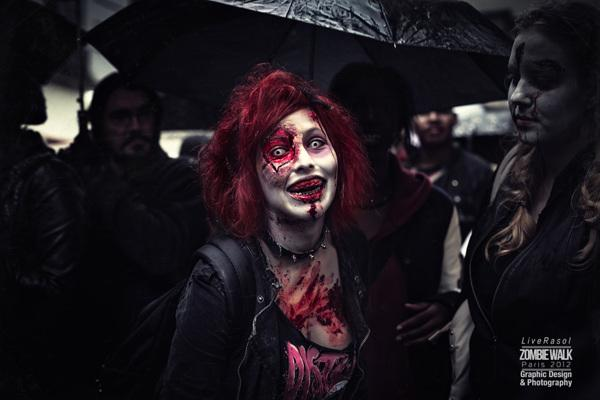 Zombie Walk Paris // 2012 on